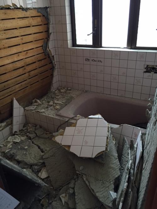 浴室W500 ユニットバス